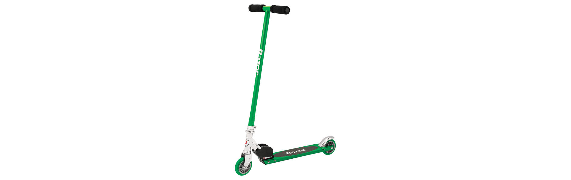 S SCOOTER - GREEN